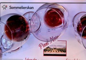 Vinprovning hos Sommelierskan